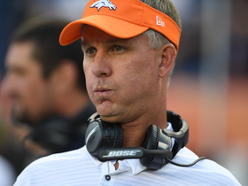 Watch: Broncos fire offensive coordinator Mike McCoy, Bill Musgrave named replacement