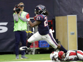 Rapoport: D'Onta Foreman out for season with torn Achilles