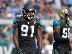 Yannick Ngakoue's big day vs. Cleveland Browns