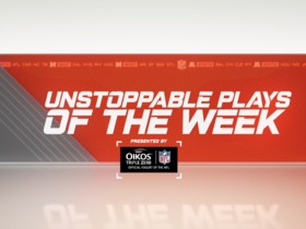 Watch: Unstoppable Plays of the Week | Week 11