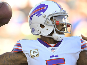 Watch: Wyche: Bills have no choice but to go back to Tyrod Taylor
