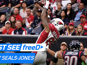 Watch: freeD: Ricky Seals-Jones gets major air on insane TD | Week 11