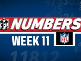 Watch: NFL NUMBERS | WEEK 11 REVIEW
