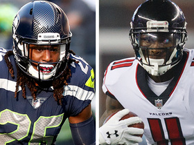 Watch: Ruiz: Richard Sherman gave Shaq Griffin tips on how to deal with Julio Jones