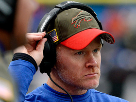 Watch: Did McDermott lose the locker room with QB decision?