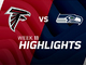 Watch: Falcons vs. Seahawks highlights | Week 11