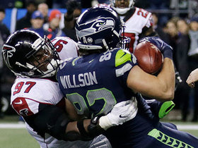 Watch: Grady Jarrett makes monster plays vs. Seahawks