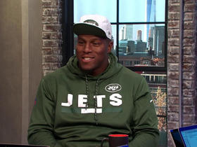 Kony Ealy talks overcoming adversity, Jets defense, playoff run