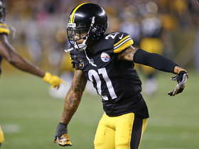 Mike Hilton: Haden and Shazier have taught me to have fun with the game