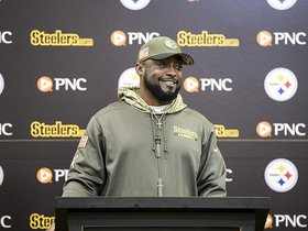 Watch: Tomlin: 'We will get their best'