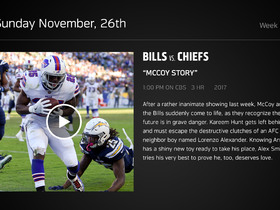 Watch: DDFP: Bills at Chiefs Week 12 preview