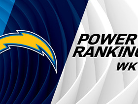 Watch: Chargers rise three spots in Week 12 power rankings