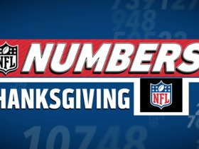 Watch: NFL NUMBERS | WEEK 12 PREVIEW
