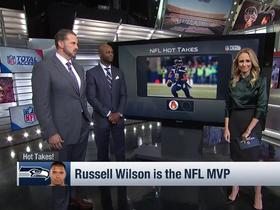 Hot take: Russell Wilson is the NFL MVP