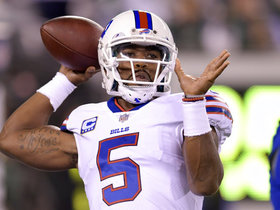 Watch: Tyrod Taylor named Bills starting QB vs. Chiefs