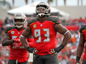 Watch: Gerald McCoy: Buccaneers need to stay focused to keep winning