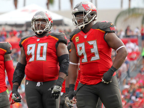 Watch: Gerald McCoy: Buccaneers need to stick together and play for each other