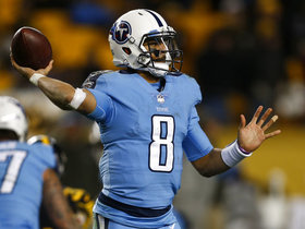 Watch: Mike Mayock: Marcus Mariota has been handcuffed by injuries this season