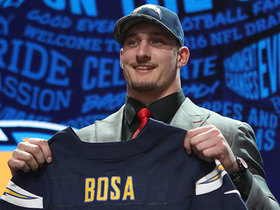Slater: Joey Bosa 'really wanted to be a Cowboy'