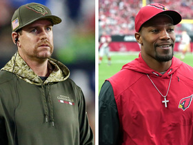 Watch: Cardinals' Carson Palmer and David Johnson will not return from IR