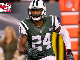 Watch: Rapoport: Chiefs' signing of Darrelle Revis came 'out of nowhere'