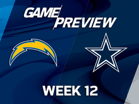 Watch: Chargers vs. Cowboys preview | 'NFL Playbook'