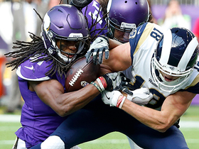 Watch: Harris makes crucial play against Rams | 'NFL Turning Point'
