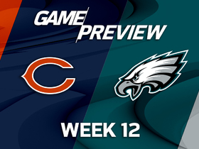 Watch: Bears vs. Eagles preview | 'NFL Playbook'