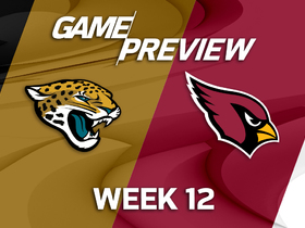Watch: Jaguars vs. Cardinals preview | 'NFL Playbook'
