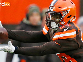 Watch: 'Sound FX': Duke Johnson displays resilience against Jaguars