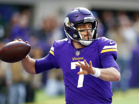 Watch: How much confidence do the Vikings have in Case Keenum?