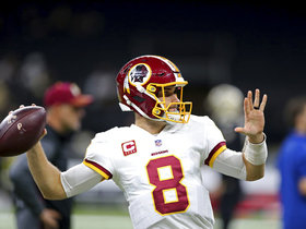 Watch: What does the future hold for Kirk Cousins in Washington?