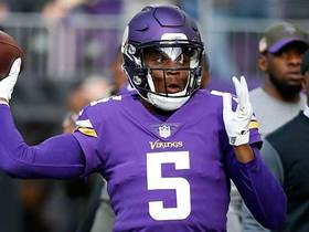 Watch: What would it take for the Vikings to turn to Teddy Bridgewater?