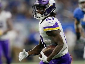 Watch: McKinnon, Thielen nearly team up for nifty TD, but it's called back