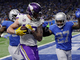 Watch: Kyle Rudolph beats Lions secondary for second TD of the day
