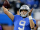 Watch: 'Travolta!' Stafford's Grease-inspired audible nearly pays off