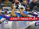 Watch: Can't-Miss Play: Jones proves double coverage isn't enough on TD