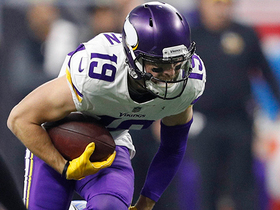 Watch: Adam Thielen becomes first Vikings WR since 2009 to record 1,000-yard season