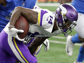 Stefon Diggs twirls his way downfield for crucial 34-yard gain