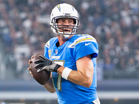 Rivers goes WAY downtown to Benjamin for 46-yard gain