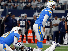Nick Novak misses 35-yard field goal after opening drive