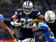 Watch: Jason Witten sets NFL record for most receiving yards in Thanksgiving games