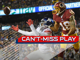 Watch: Can't-Miss Play: Janoris Jenkins jukes Kirk Cousins on epic pick-six