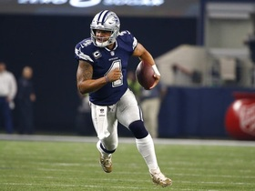 Watch: Can Cowboys turn their offense around in time?
