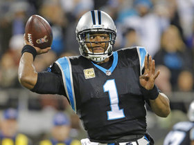 Burleson: Cam Newton is healthy and heating up