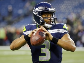 Watch: Player we're excited to see: Russell Wilson