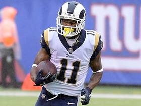 Wyche: Spotlight will be firmly on Tavon Austin with Robert Woods out