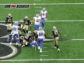 Can Cameron Jordan win defensive player of the year?