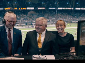 Watch: Football Families: The Romig family has been voice of Superdome for generations