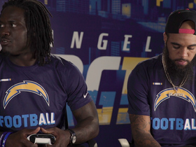 Watch: Madden NFL America: Playing as yourself in Madden